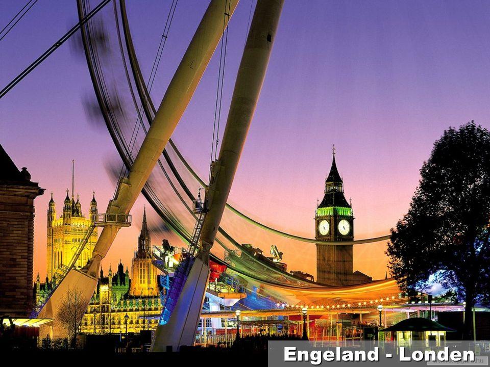 Engeland - Londen