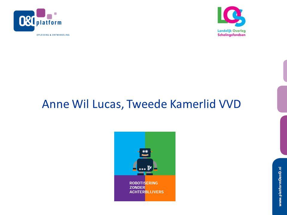 Anne Wil Lucas, Tweede Kamerlid VVD