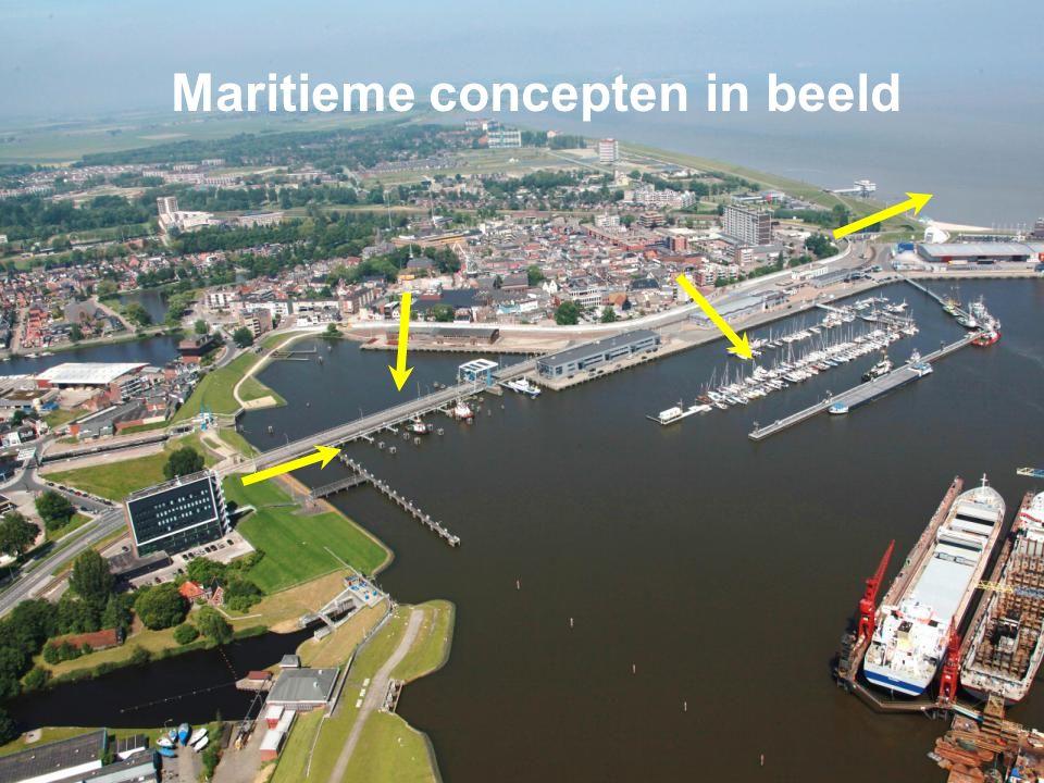 Ideeën uit de Afsluitdijk als inspiratie