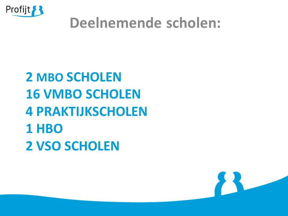 Professionalisering Schooljaar 2012-2013 Minder animo voor scholing.