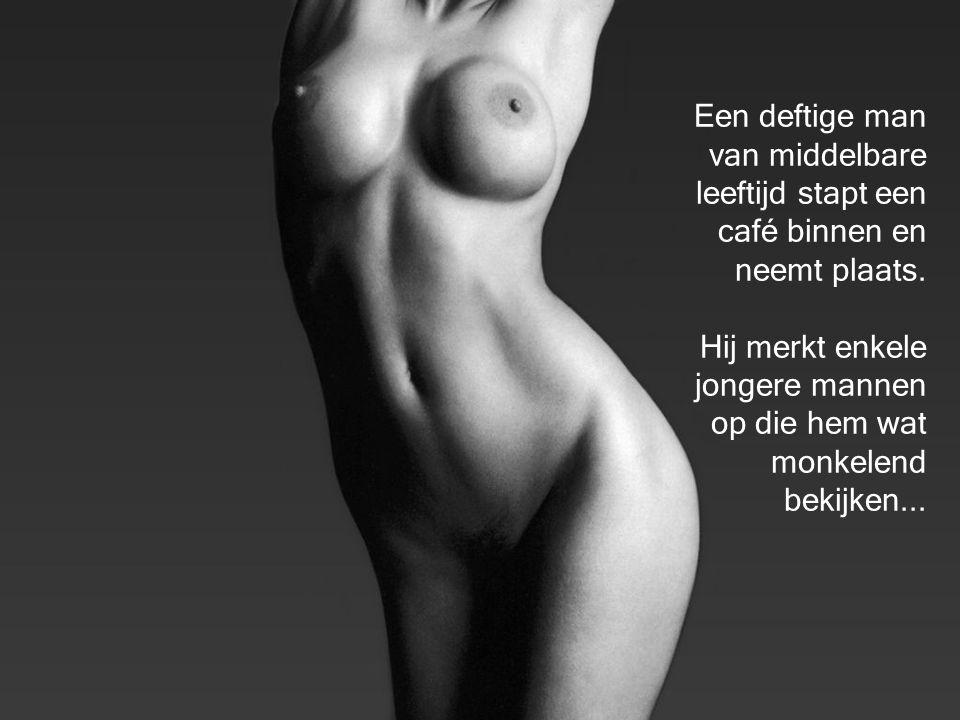 Als je ze echt graag ziet, moedig dan alle vrouwen aan om minstens éénmaal per jaar een mammografie te laten uitvoeren...
