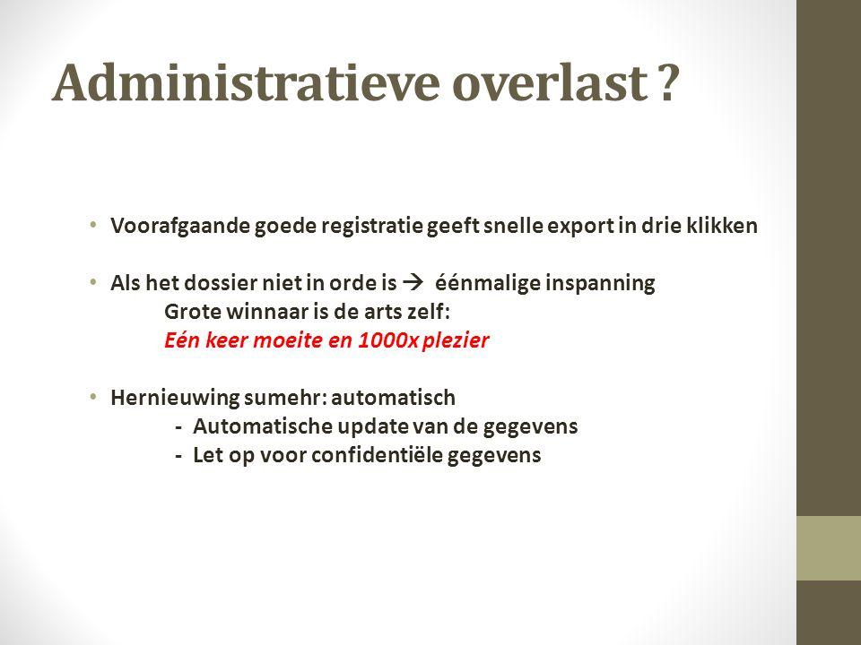 Administratieve overlast .