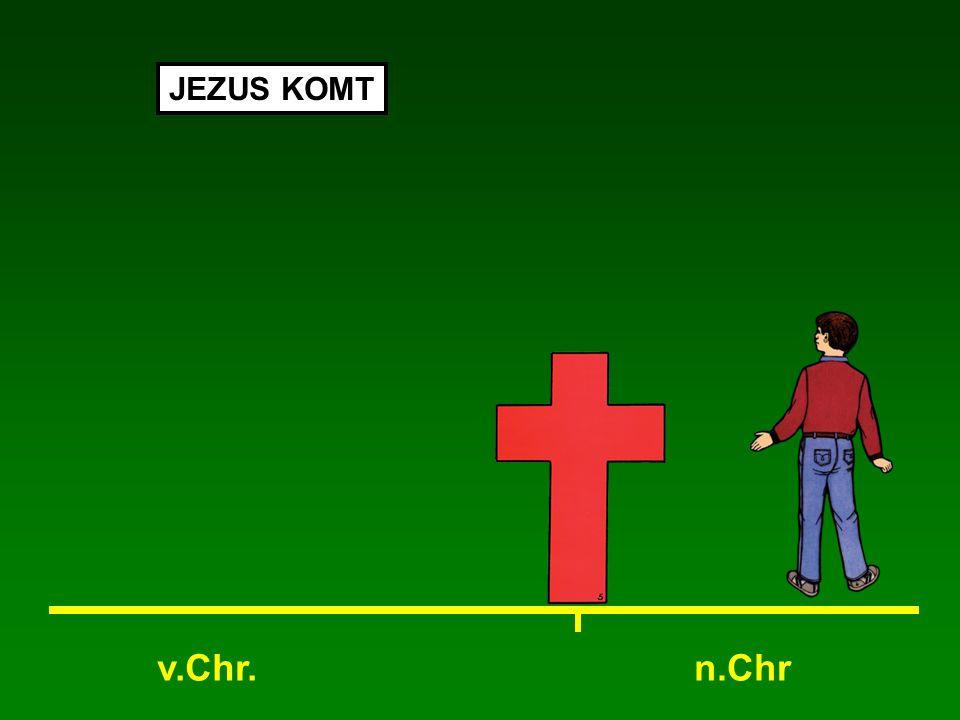 JEZUS KOMT v.Chr.n.Chr