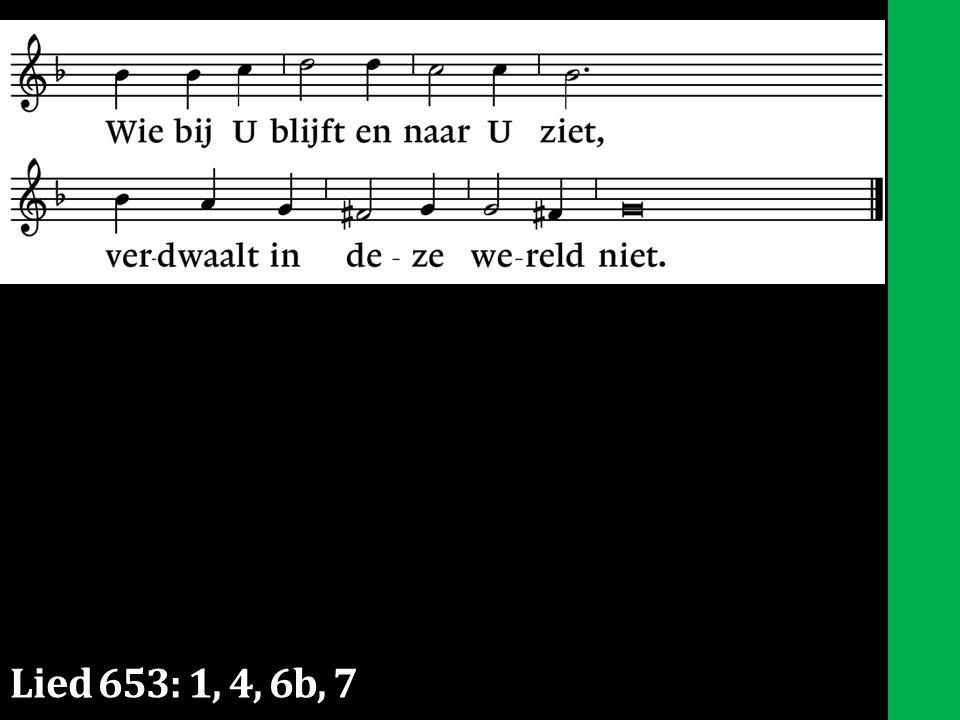 Lied 653: 1, 4, 6b, 7
