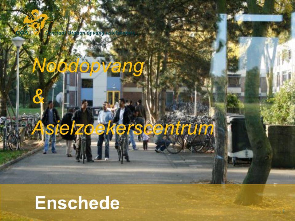 Noodopvang & Asielzoekerscentrum 1 Enschede