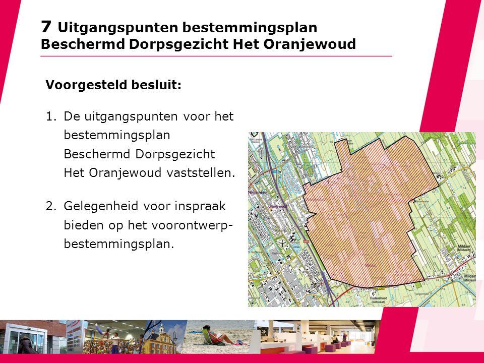 8 Inrichtingsplan Dubbele Regel Voorgesteld besluit: 1.Een krediet van € 45.000 beschikbaar stellen voor de uitvoering van de plannen.