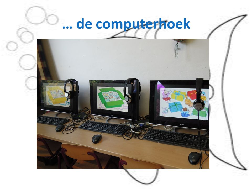 … de computerhoek