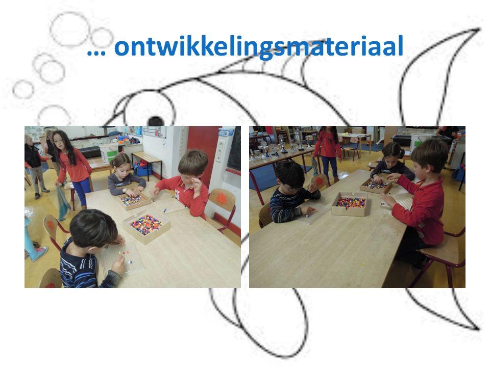 … ontwikkelingsmateriaal