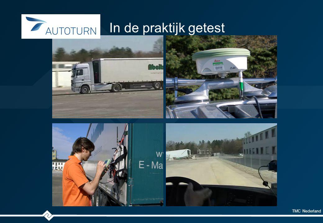 TMC Nederland In de praktijk getest