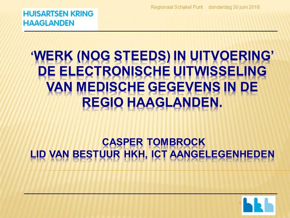 RSP-Haaglanden: RSO-Haaglanden wordt de opdrachtgever van een ICT leverancier (c.q.