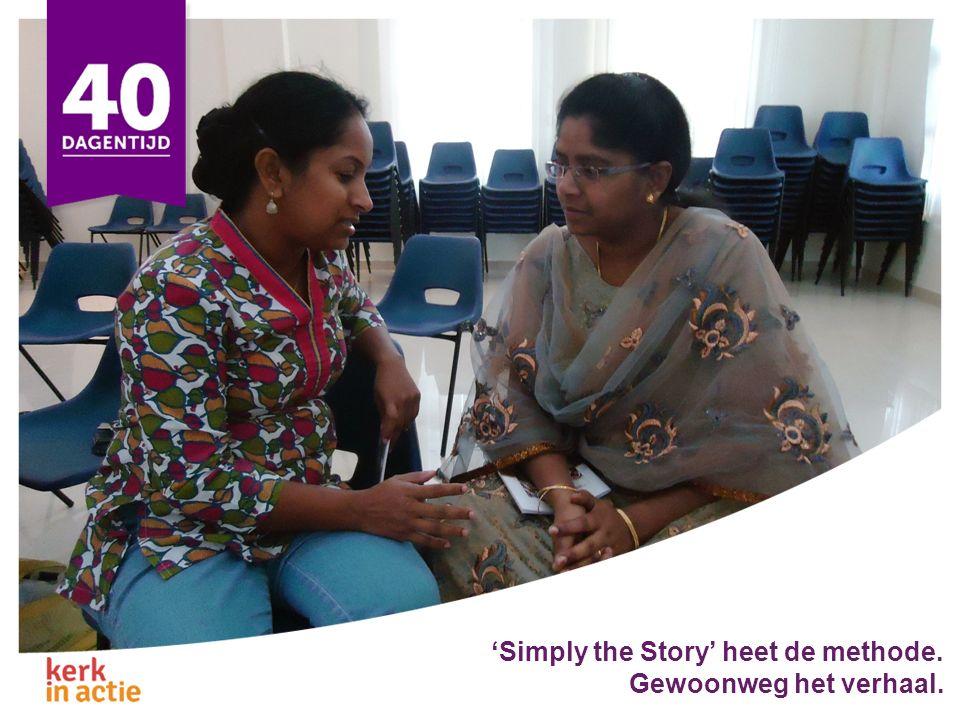 Dankzij Simply the Story worden taal- en cultuurverschillen overbrugd.
