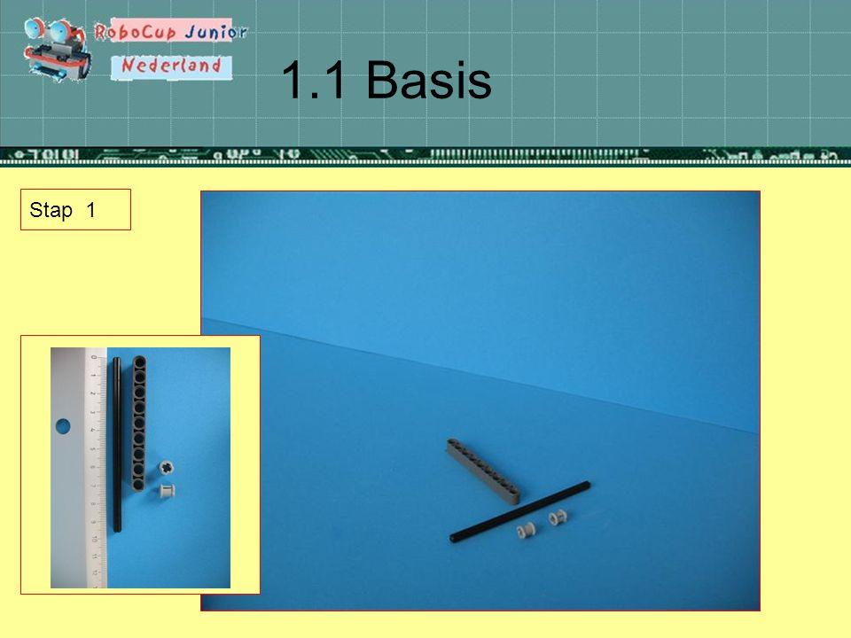 1.1 Basis Stap 1