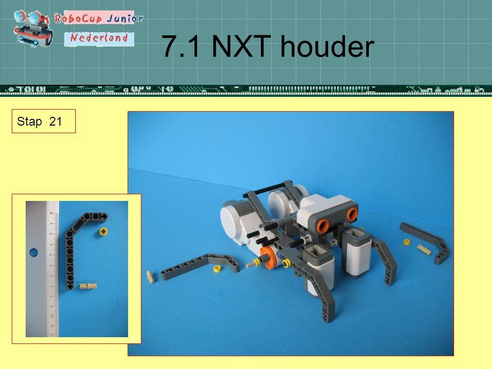 7.1 NXT houder Stap 21