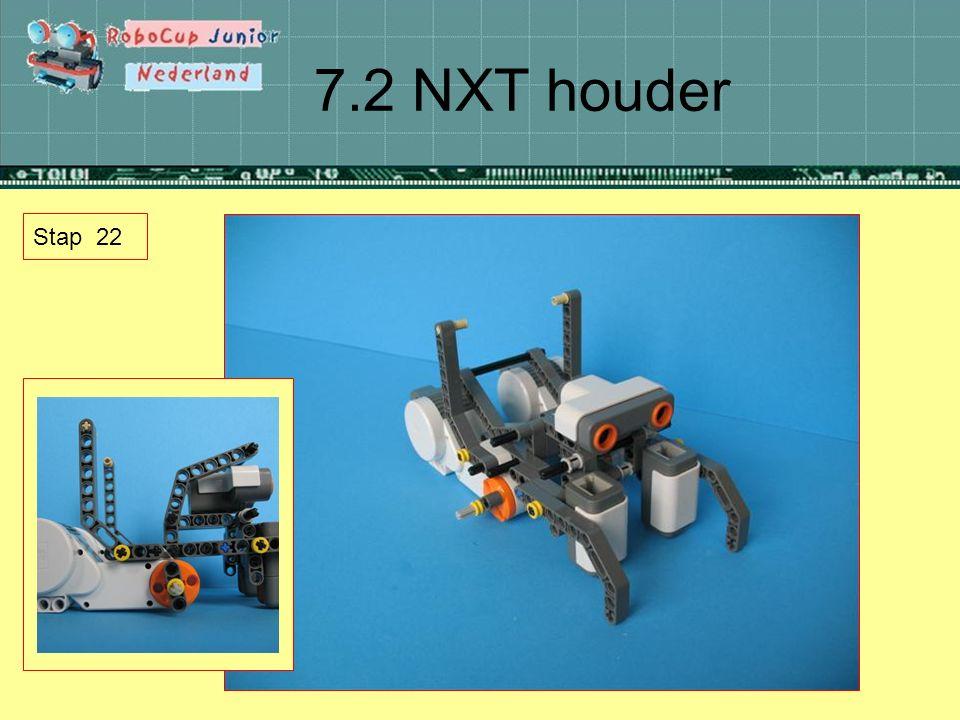 7.2 NXT houder Stap 22