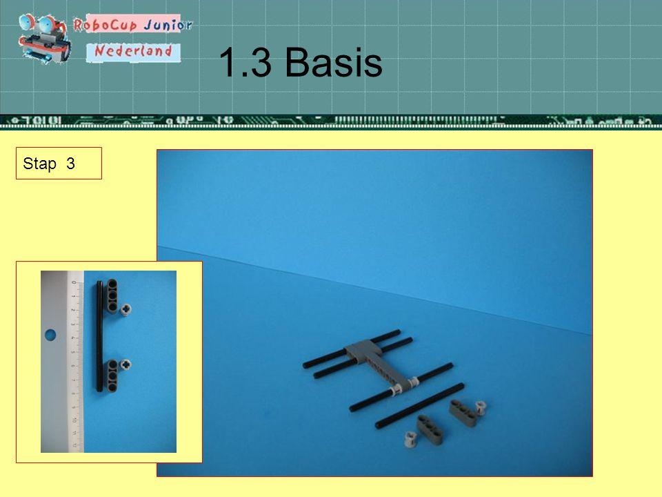 1.3 Basis Stap 3
