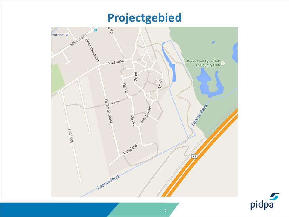 2 Projectgebied