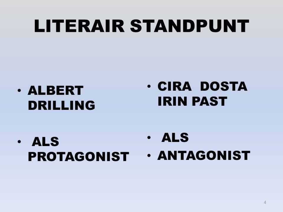 LITERAIR STANDPUNT ALBERT DRILLING ALS PROTAGONIST CIRA DOSTA IRIN PAST ALS ANTAGONIST 4