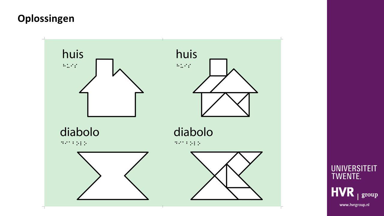 www.hvrgroup.nl Oplossingen