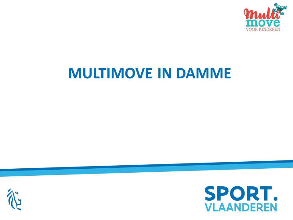 MULTIMOVE IN DAMME