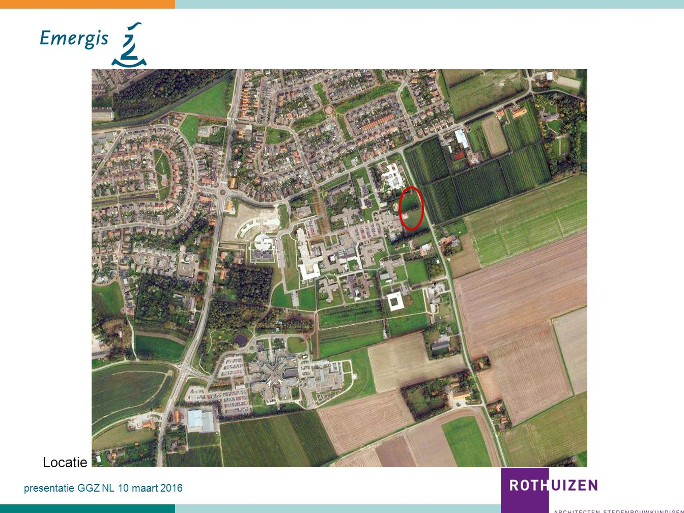 Locatie presentatie GGZ NL 10 maart 2016