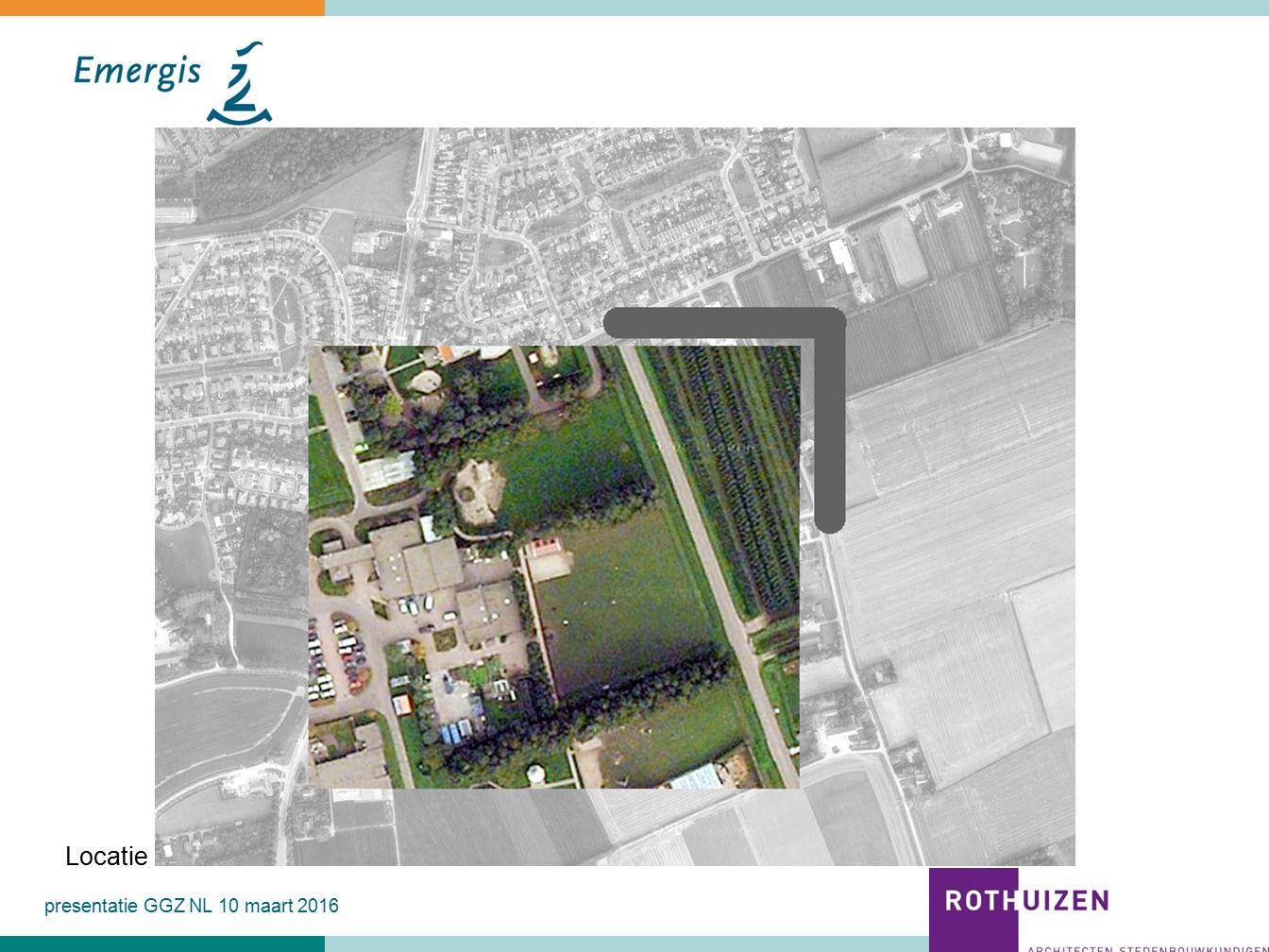 LOKATIE Locatie presentatie GGZ NL 10 maart 2016