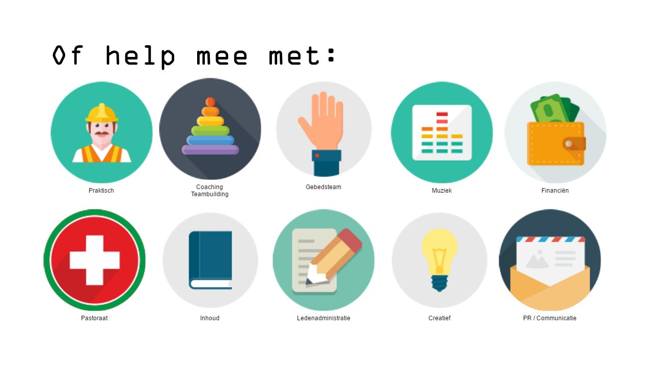 Of help mee met: