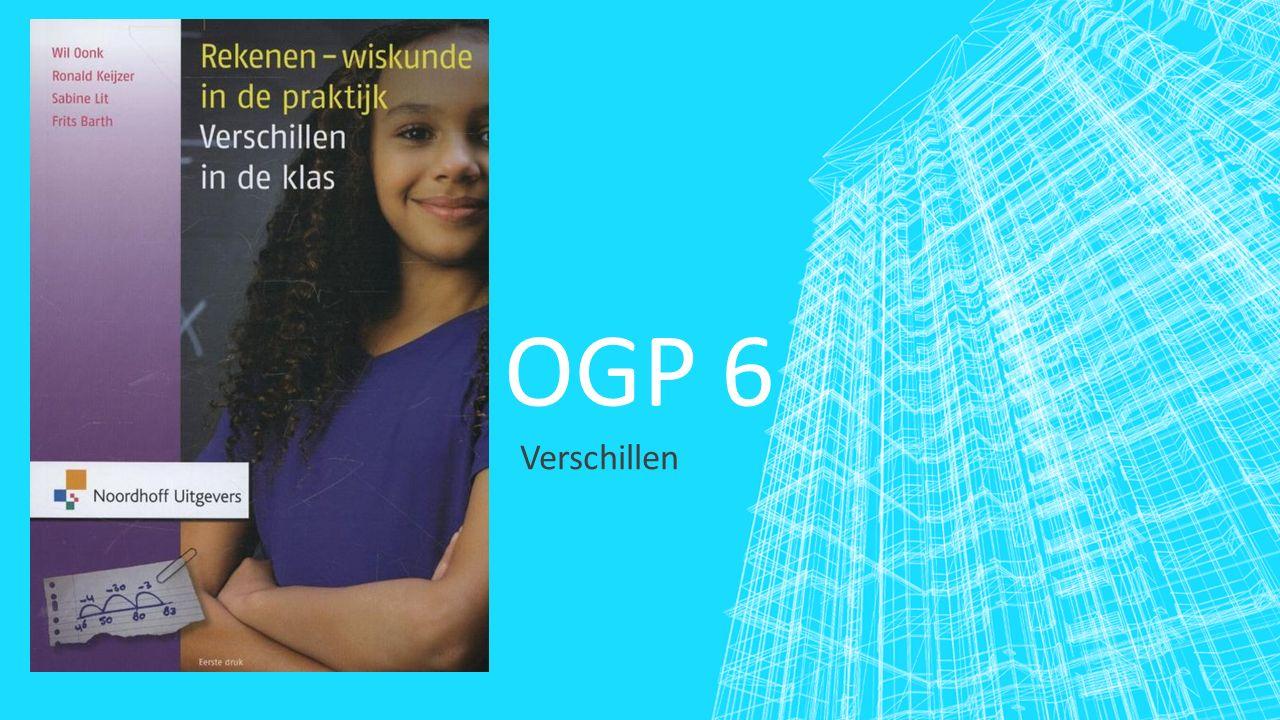 OGP 6 Verschillen