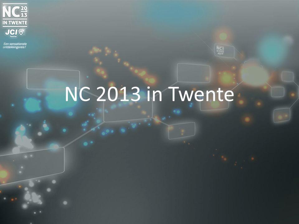 NC 2013 in Twente