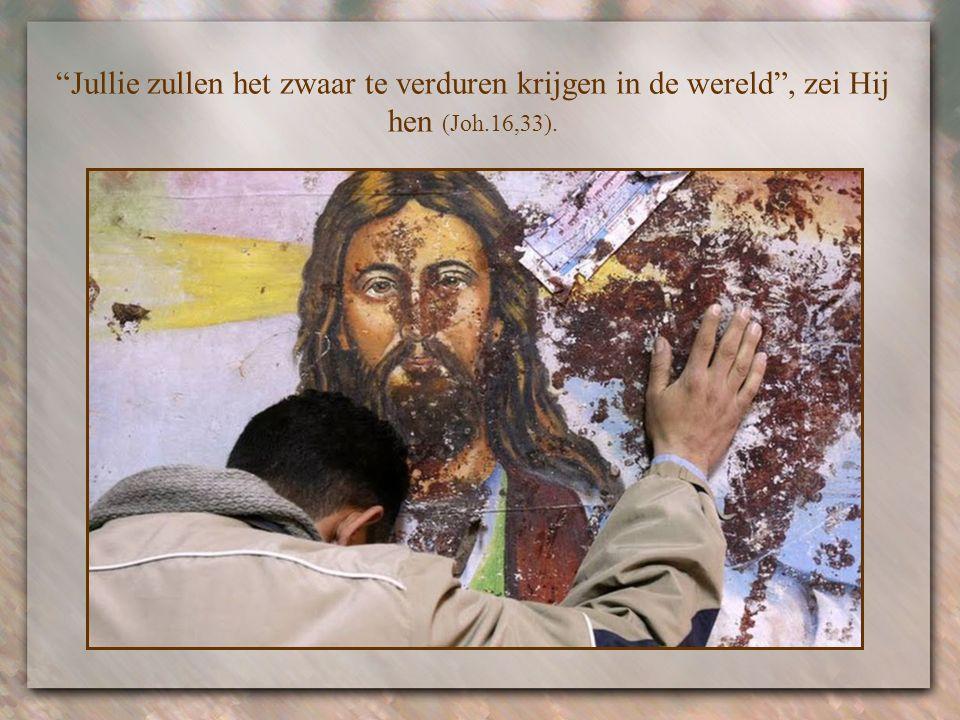 En Jezus weet goed welke moeilijkheden en beproevingen zijn vrienden te wachten staan. Mons. Oscar Arnulfo Romero, Arcivescovo di S. Salvador, difenso
