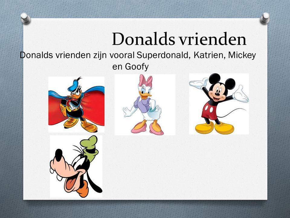 Hoe is Donald Duck veranderd? O Van 1934 tot nu zijn er een aantal dingen veranderd aan Donald Duck: O de snavel is kleiner geworden, O de nek is kort