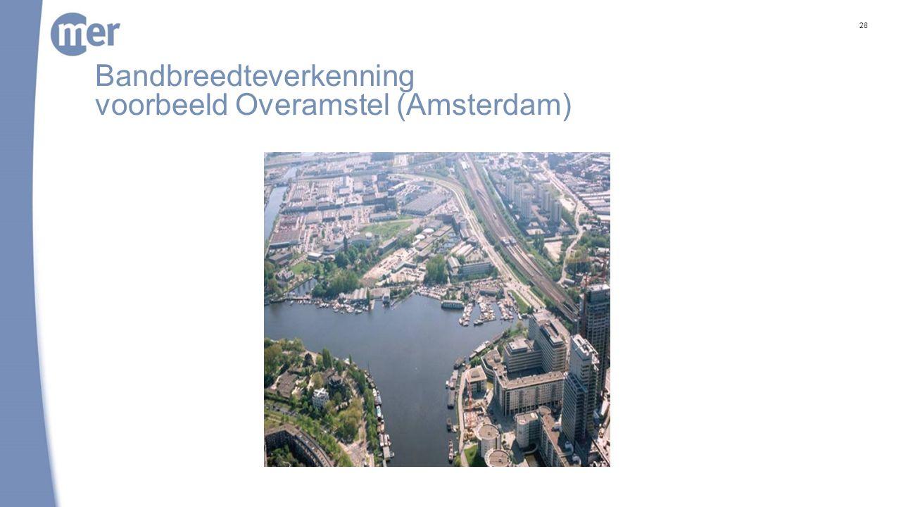 Bandbreedteverkenning voorbeeld Overamstel (Amsterdam) 28