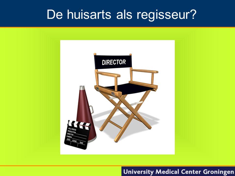 10 Groningen Nacontrole in de oncologie De huisarts als regisseur