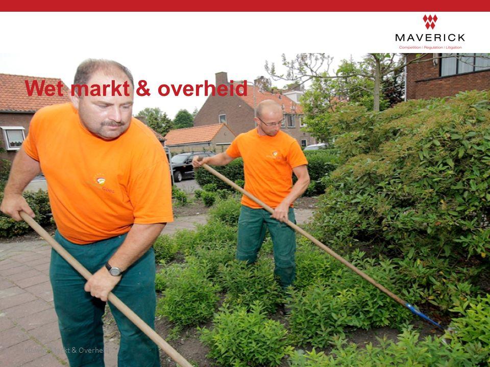 24 Wet markt & overheid Kluwer Markt & Overheid