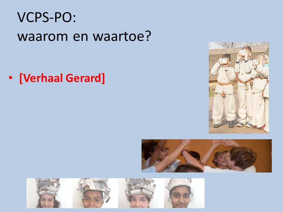 VCPS-PO: waarom en waartoe? [Verhaal Gerard]