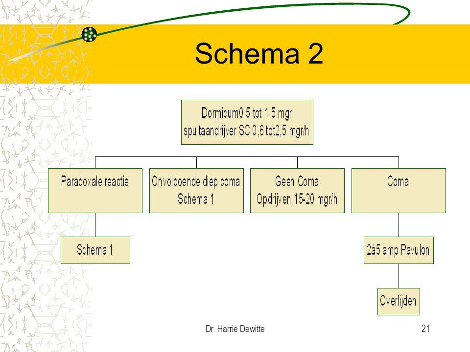Dr. Harrie Dewitte21 Schema 2