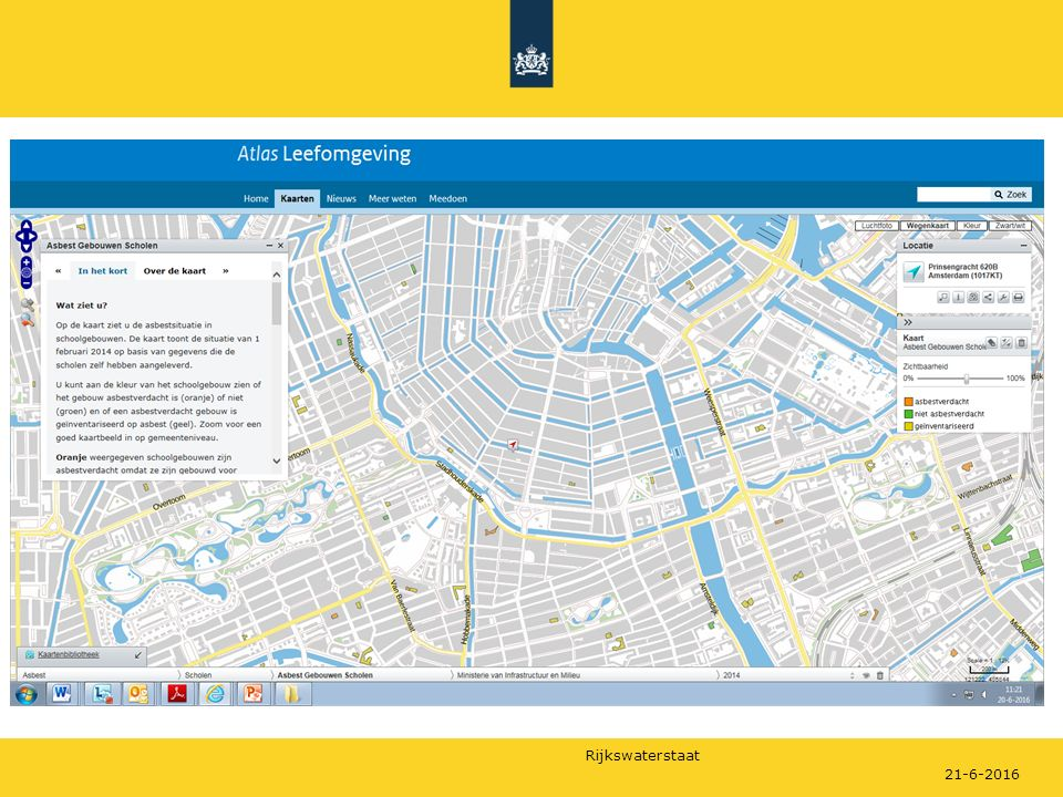 Rijkswaterstaat 21-6-2016