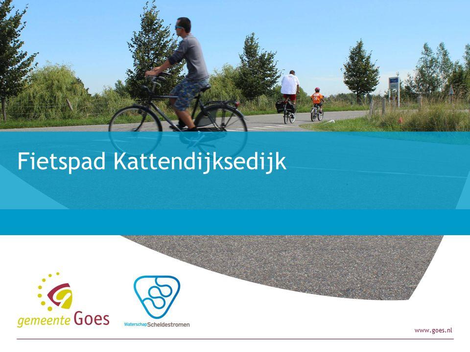 www.goes.nl Fietspad Kattendijksedijk