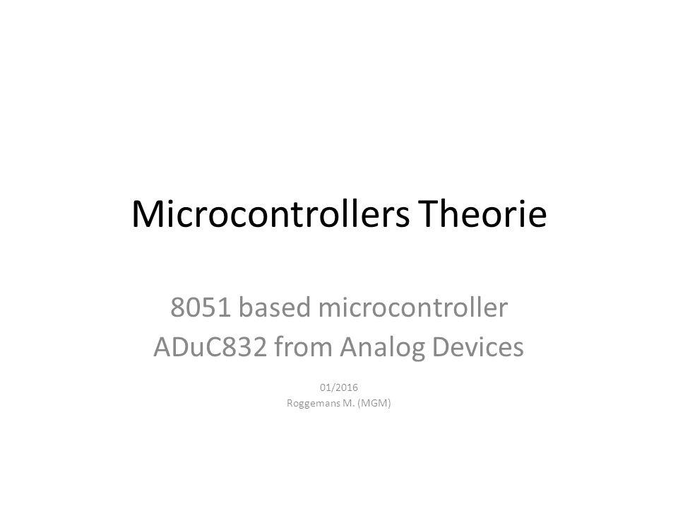 LES 1 Doelstellingen: – situering vak, afspraken labo en evaluatie toelichten – concept embedded oplossing probleem – blokdiagramma computersysteem – wat is een microcontroller.