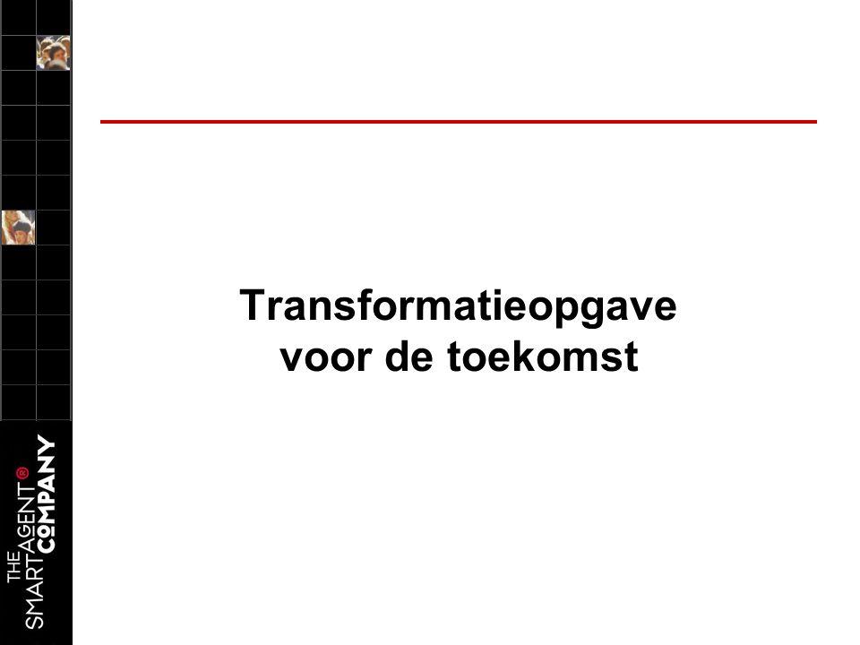 Transformatieopgave voor de toekomst
