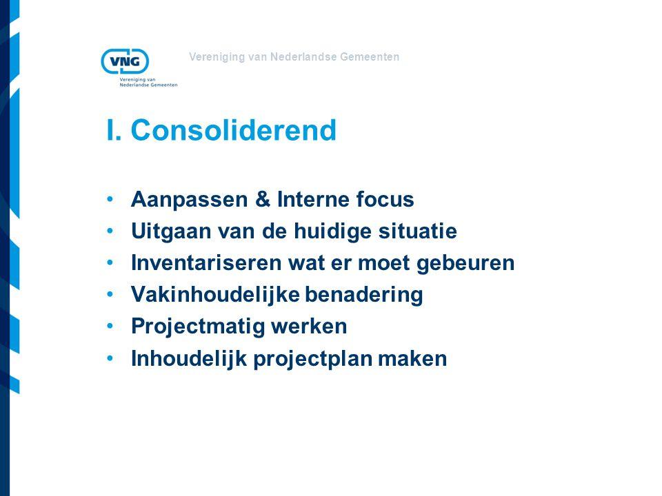 Vereniging van Nederlandse Gemeenten II.