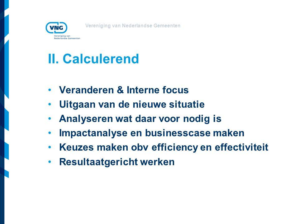 Vereniging van Nederlandse Gemeenten III.