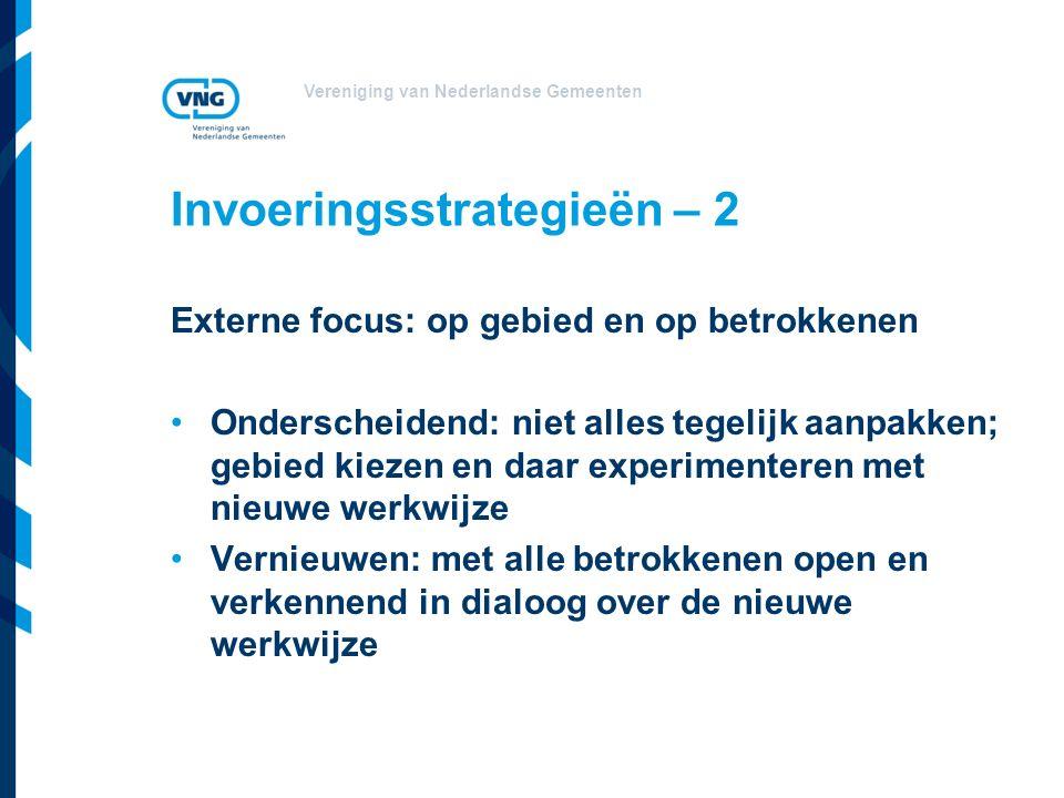 Vereniging van Nederlandse Gemeenten I.