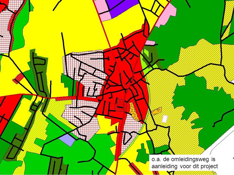 PPS Zoersel dorp Aanleiding voor PPS Zoersel dorp Realisatie omleidingsweg Publieke infrastructuur niet meer aangepast aan noden