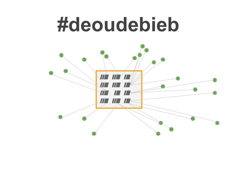 #deoudebieb