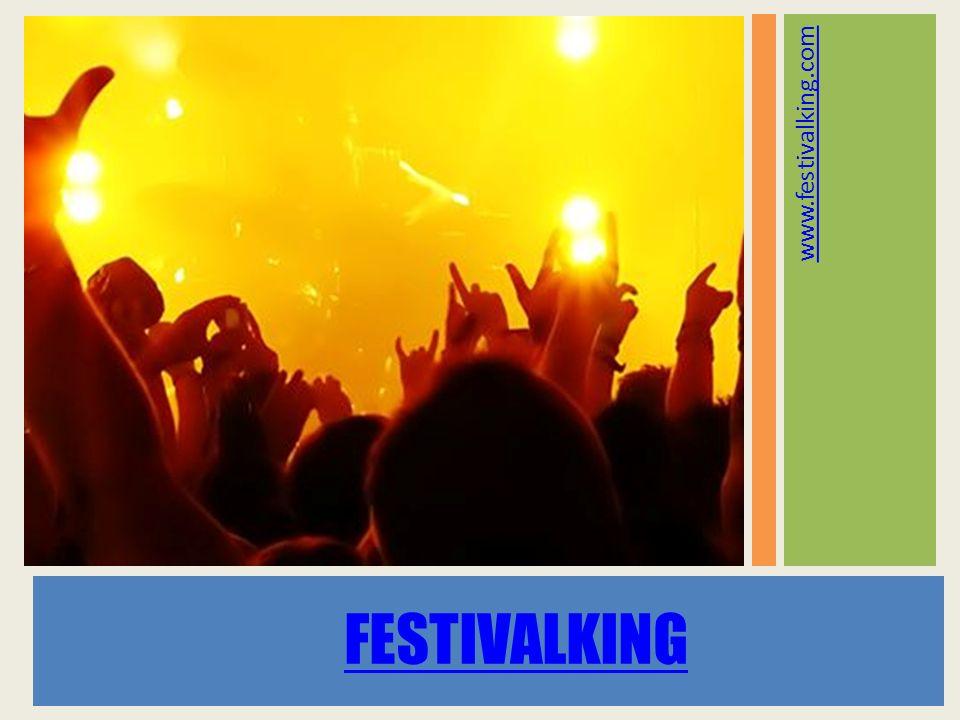FESTIVALKING www.festivalking.com