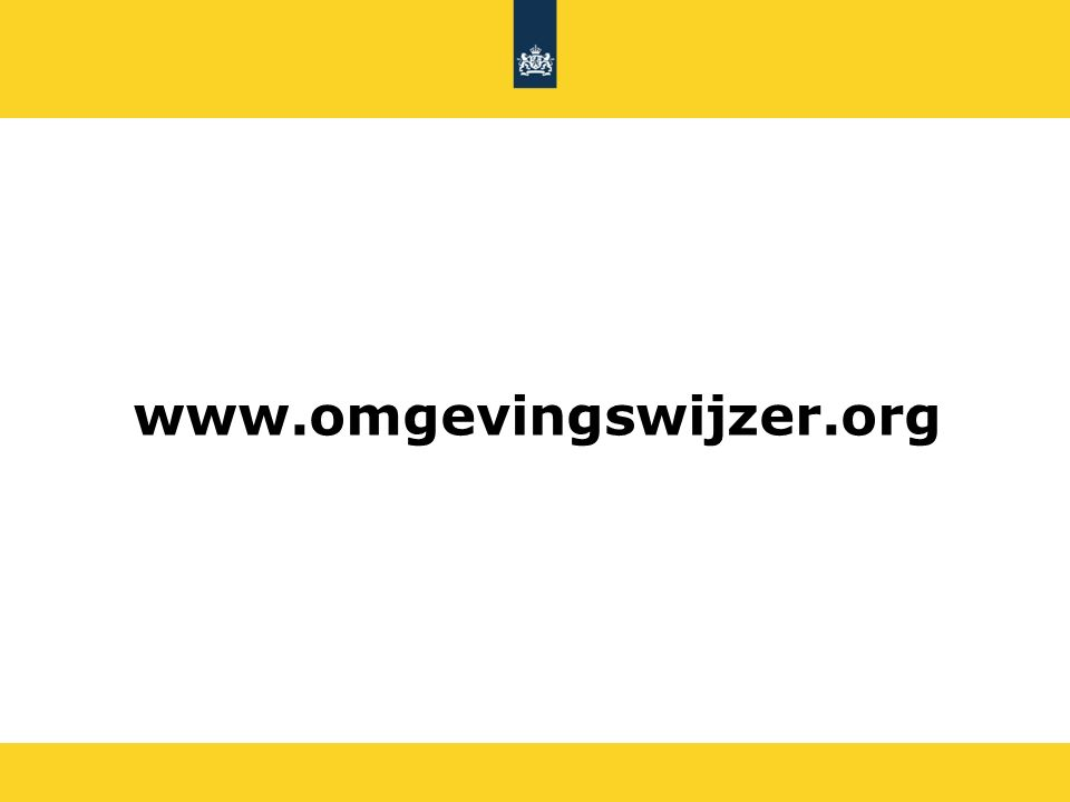 www.omgevingswijzer.org