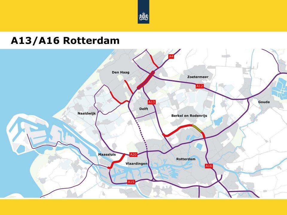 A13/A16 Rotterdam