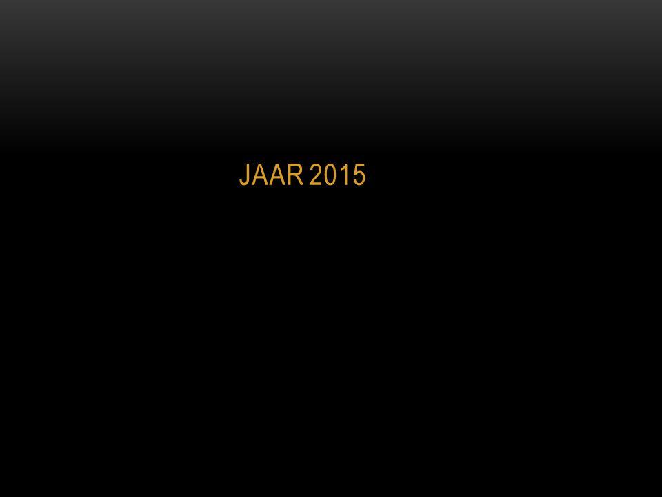 JAAR 2015