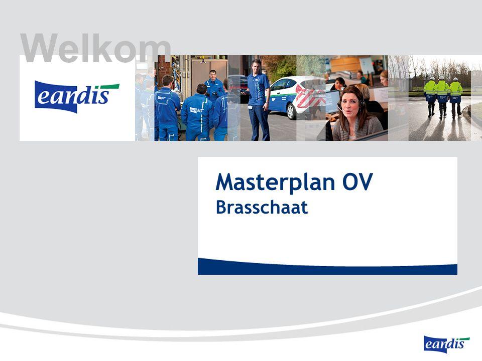 Masterplan OV Brasschaat Welkom