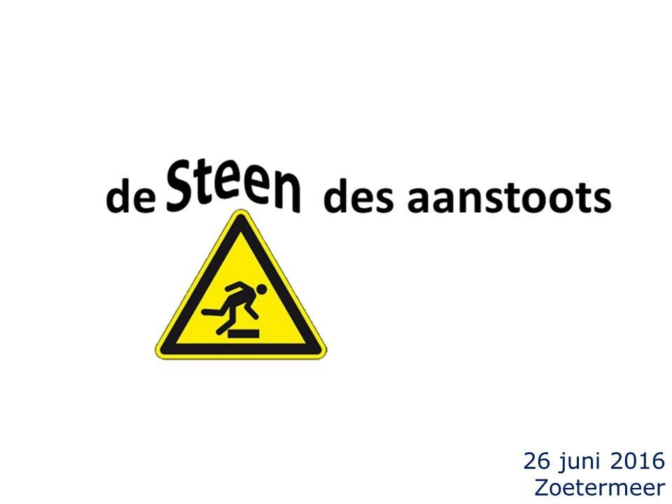 26 juni 2016 Zoetermeer
